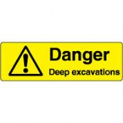 Warn145 - Danger Excavations